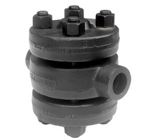 1 in SW TD120M Thermo-Dynamic Steam Trap, Forged Alloy Steel