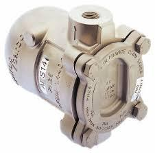 3/4 in NPT AES14 Automatic Air Vent for Liquid Systems with Viton Valve Head, Austenitic Stainless Steel