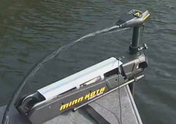 Bow Mount Trolling Motor Install
