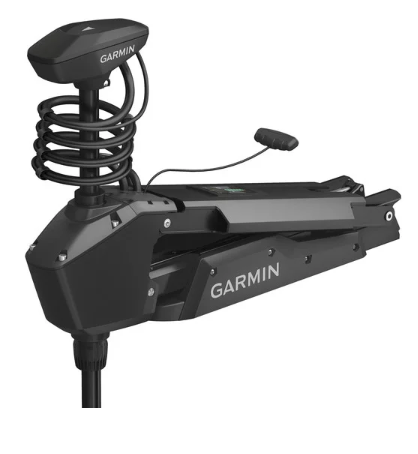 Garmin Trolling motor side shot