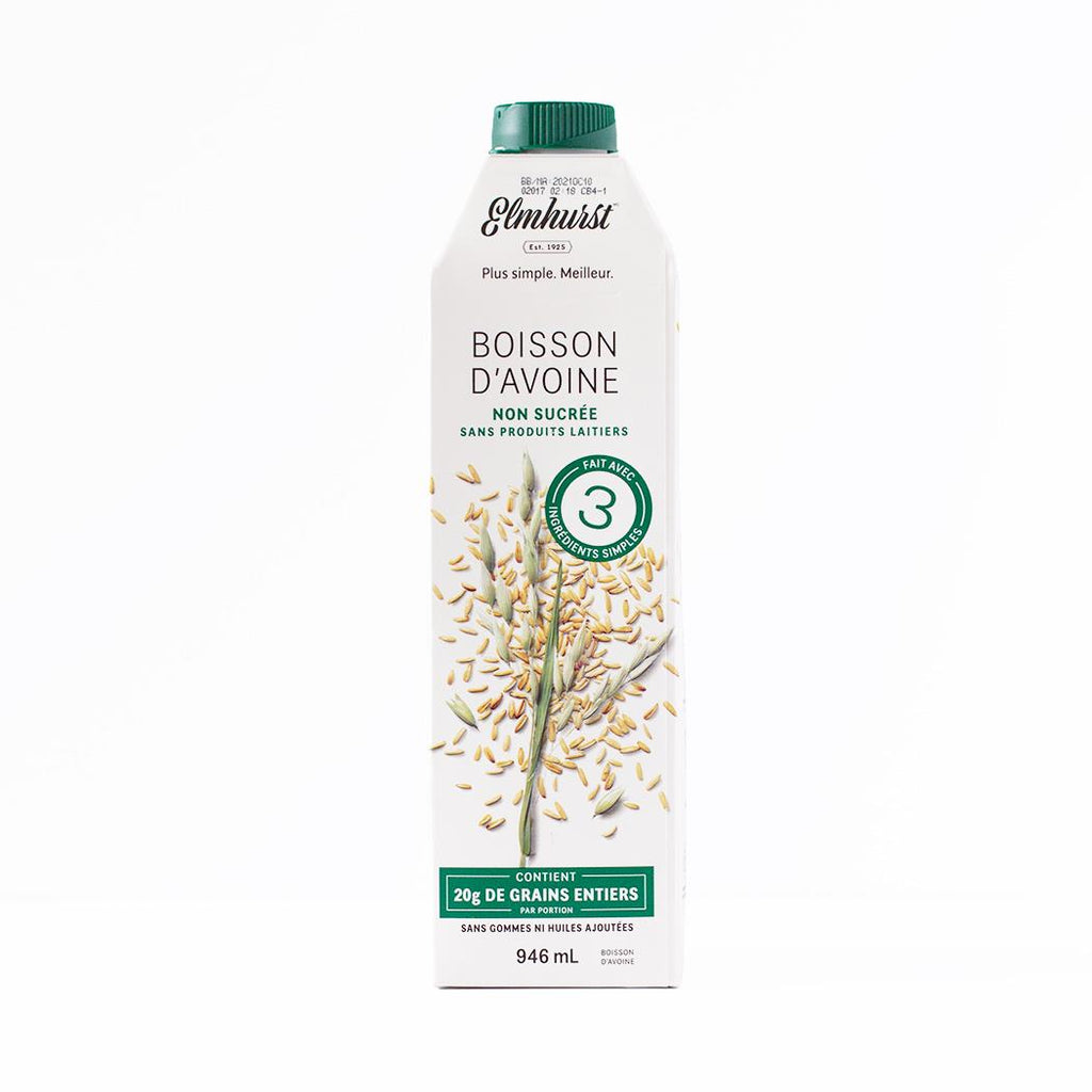 Unsweetened Oat Milk 946 ml