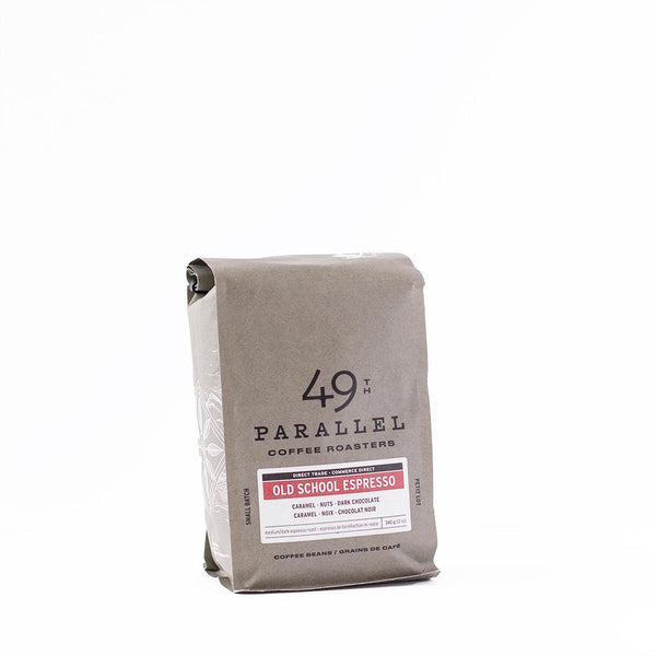 Old School Espresso Coffee 340g