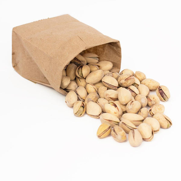 Organic Pistachios Shelled (salted)
