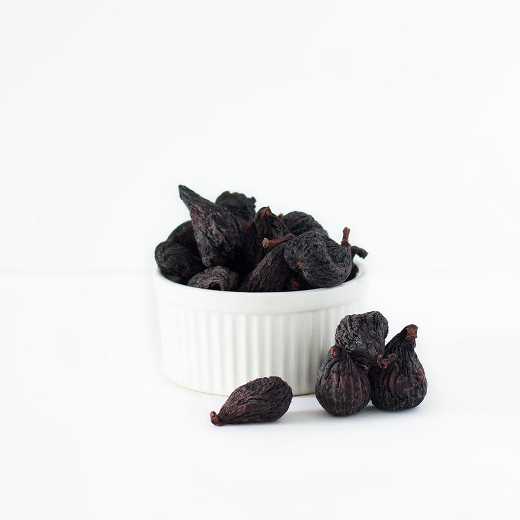 Organic California Black Mission Figs 400g