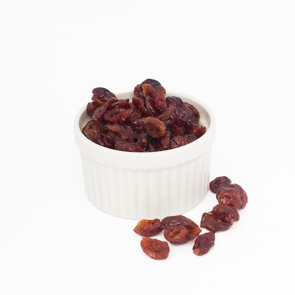 Organic Dried Cranberries Infused with Apple Juice 300g