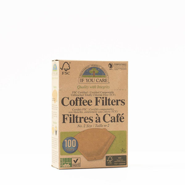 Coffee Filters - No.2