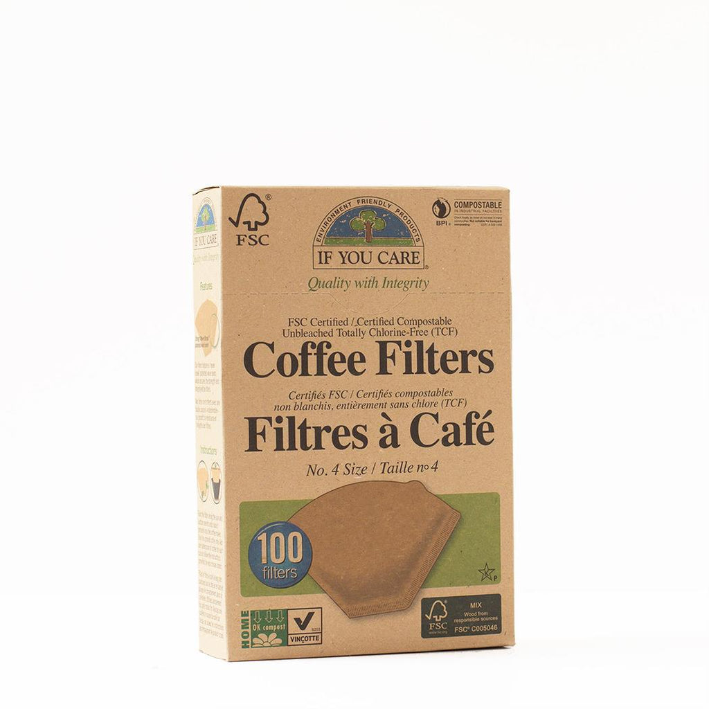Coffee Filters - No.4