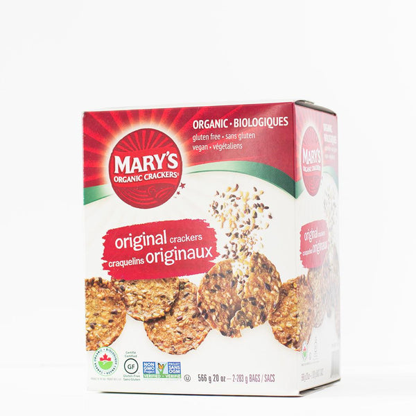 Gluten-Free Crackers - Orginal 510 g