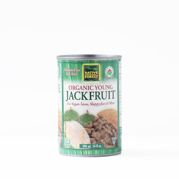 Organic Young Jackfruit 398ml
