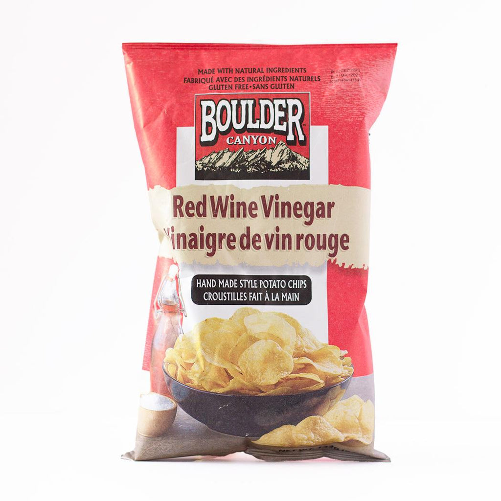 Red Wine Vinegar Potato Chips 142 g