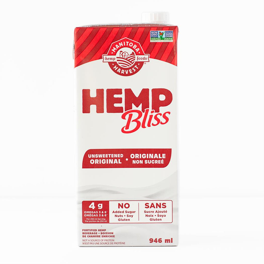 Hemp Beverage Unsweetened 946 ml