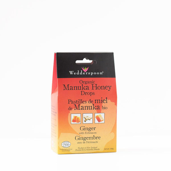 Lozenge - Manuka Honey Drops with Ginger & Echinacea