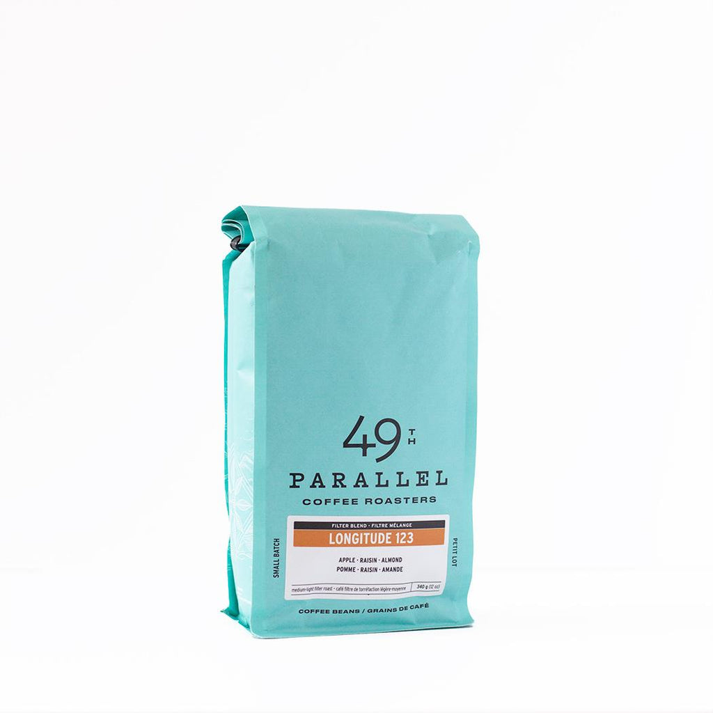 49th Parallel Longtitude 123 W