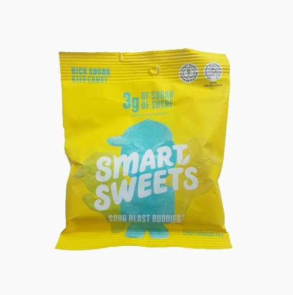 Sour Blast Buddies Candy 50g