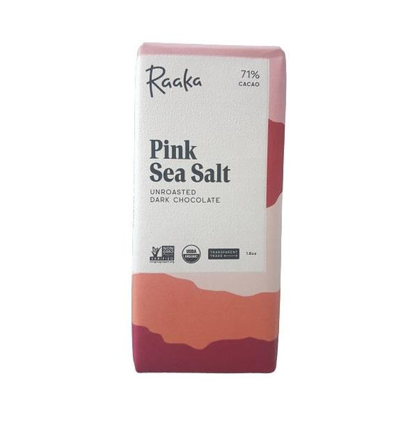 Dark Chocolate Pink Salt 71%