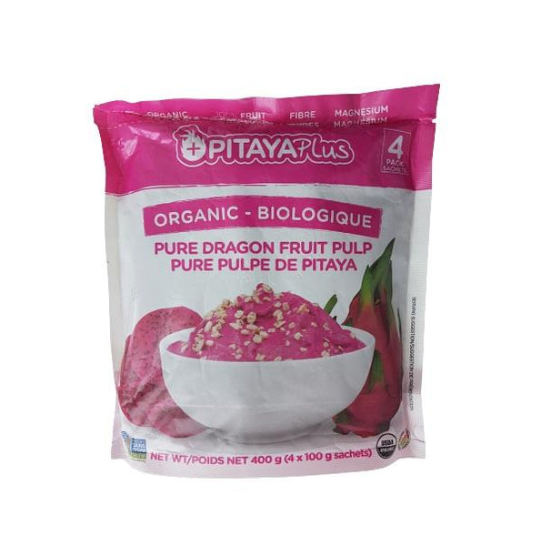 Pure Dragon Fruit Pulp 400g