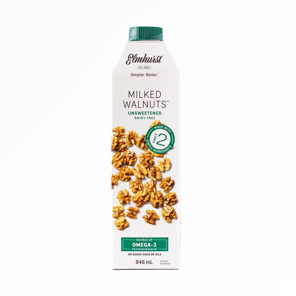 Unsweetened Walnut Milk 946 ml