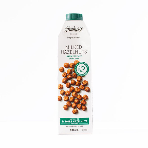 Unsweetened Hazelnut Milk 946 ml