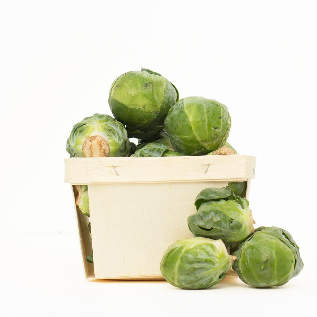 Organic Brussels Sprouts - 300g Bag (avg.)