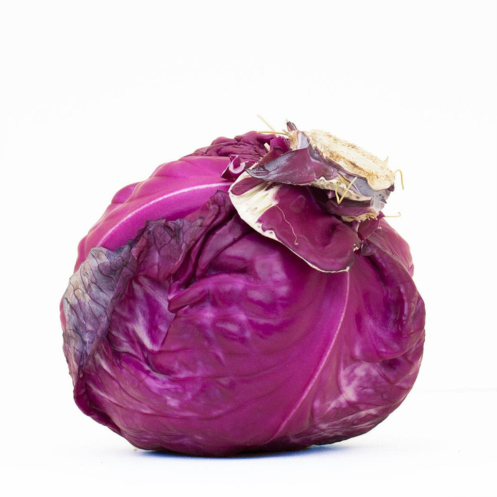 Organic Red Cabbage (avg. price)