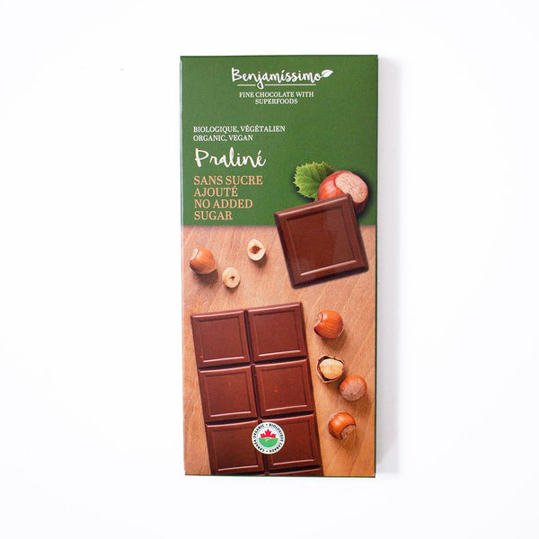 Praline Chocolate Bar 70g