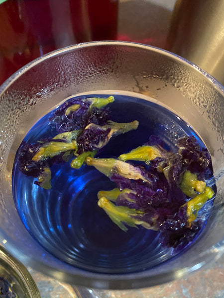 Tea - Butterfly Blue Pea Flowers