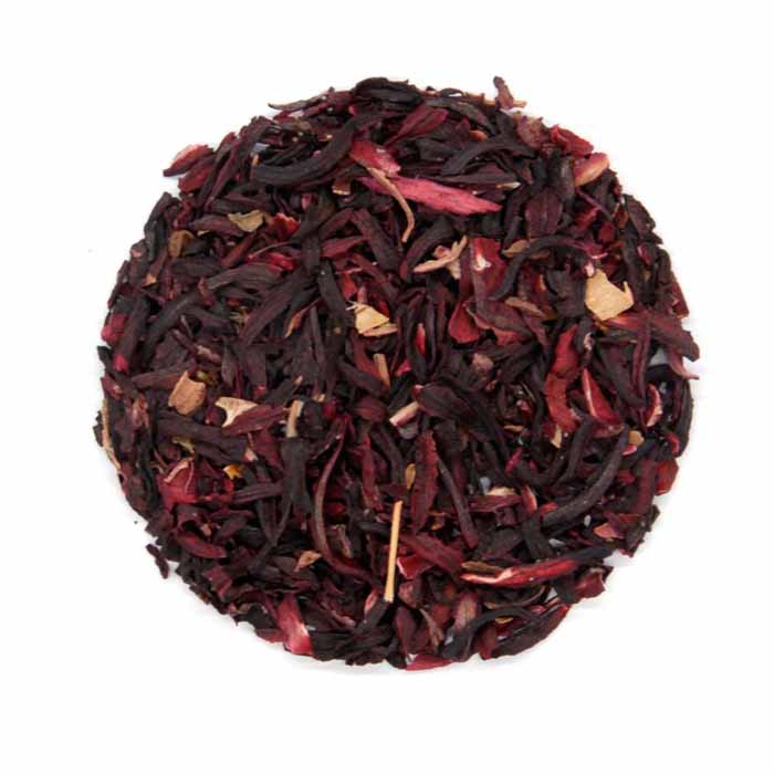 Tea - Hibiscus Loose Leaf - Karma Cultures