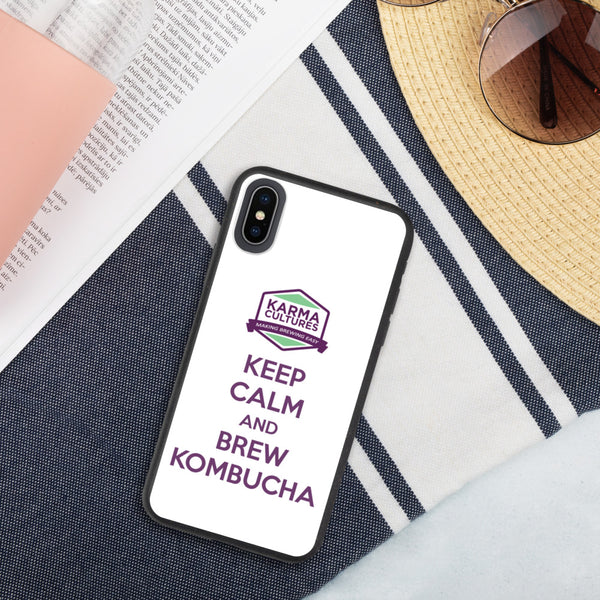 iPhone case - biodegradeable - Karma Cultures