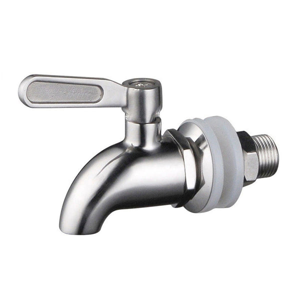 Spigot, Stainless Steel - Karma Cultures