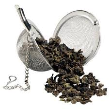 Tea Infuser Mesh Ball - Karma Cultures