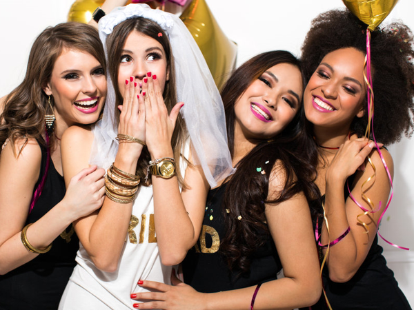 4 Fabulous Ideas for a Themed Bachelorette Party