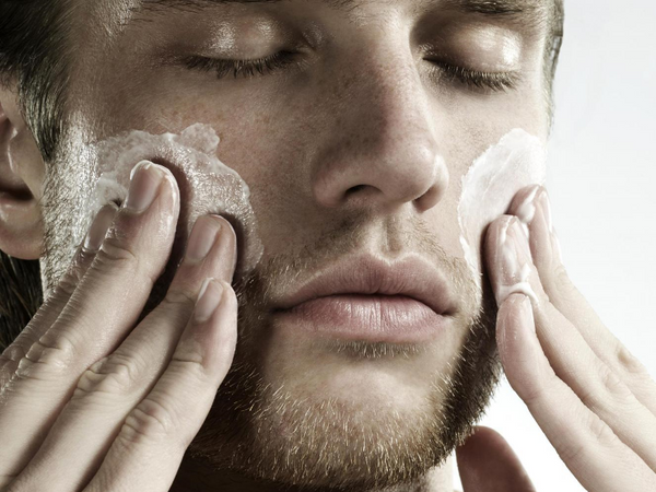 Smoother Skin & Shave with Lab Series Face Scrub