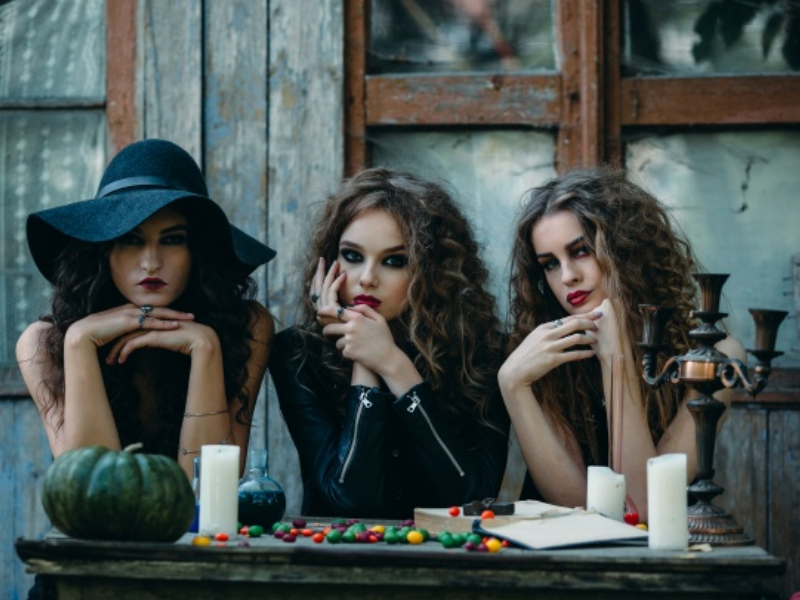 4 Fabulous Ideas for a Themed Bachelorette Party witches theme | Beauty Wellbeing Online Discount Store