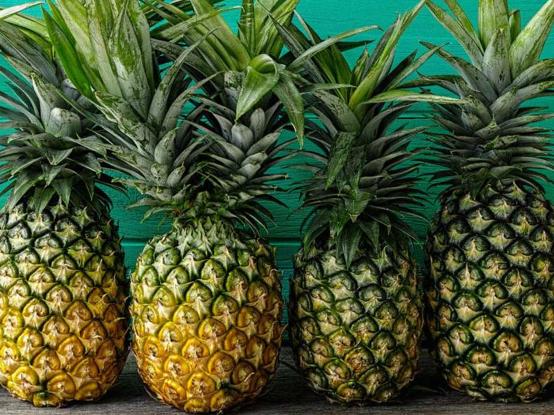 10 Benefits of Pineapple for your hair and skin | Beauty Wellbeing