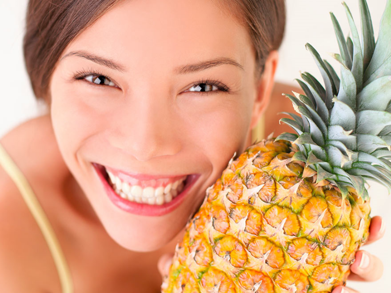 10 Health Benefits of Pineapple For Your Hair And Skin | Cardiovascular Health | Beauty Wellbeing Blog