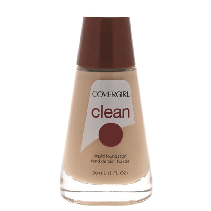 CoverGirl Clean Liquid Foundation - # 125 Buff Beige / Foundation | Beauty Wellbeing
