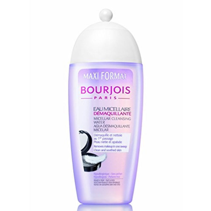 Bourjois Maxi Format Micellar Cleansing Water / Cleansing Water | Beauty Wellbeing