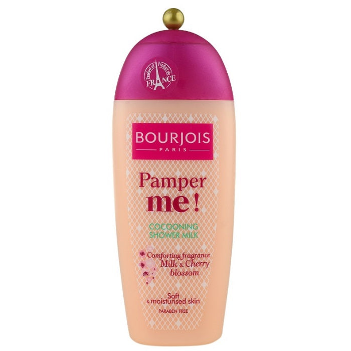 Bourjois Pamper Me! Cocooning Shower Milk / Shower Milk | Beauty Wellbeing