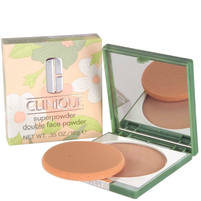 Clinique Superpowder Double Face Makeup - # 04 Matte Honey (M-P)-Dry Combination / Powder | Beauty Wellbeing