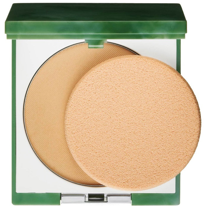 Clinique Stay-Matte Sheer Pressed Powder - # 10 Stay Amber (D) - Dry Combination To Oily / Powder | Beauty Wellbeing