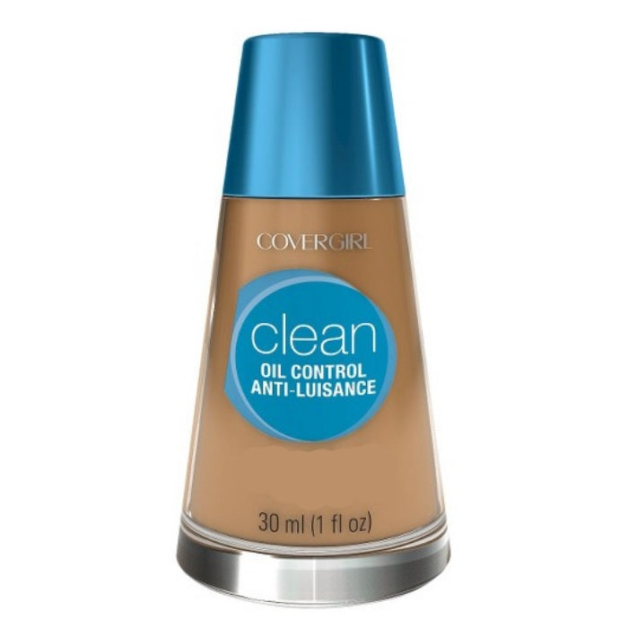 CoverGirl Clean Oil Control - # 525 Buff Beige / Foundation | Beauty Wellbeing