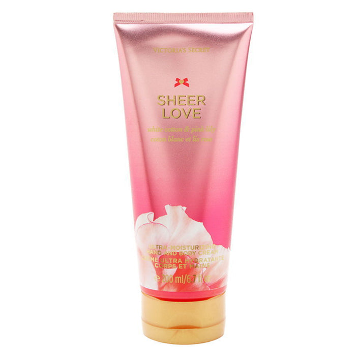 Sheer Love Ultra-Moisturizing Hand and Body Cream | Beauty Wellbeing