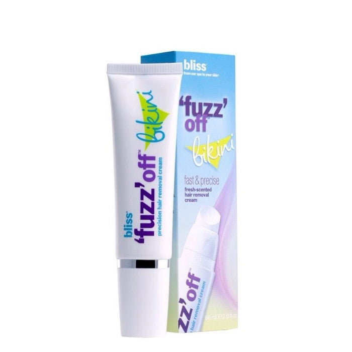 Bliss Fuzz Off Bikini Hair Removal Cream 10ml/2oz | Beauty Wellbeing