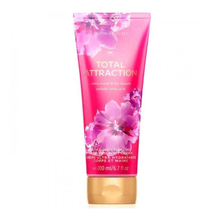 Total Attraction Ultra-Moisturizing Hand and Body Cream | Beauty Wellbeing