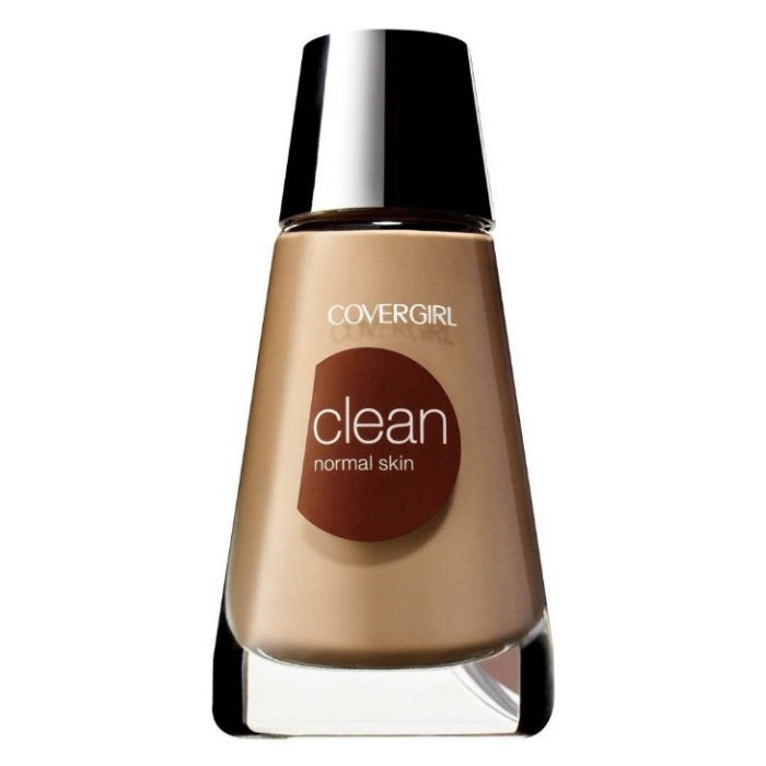 CoverGirl Clean Normal Skin - # 110 Classic Ivory / Foundation | Beauty Wellbeing