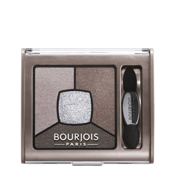 Bourjois Smoky Stories Quad Eyeshadow Palette - # 05 Good Nude / Eyeshadow | Beauty Wellbeing