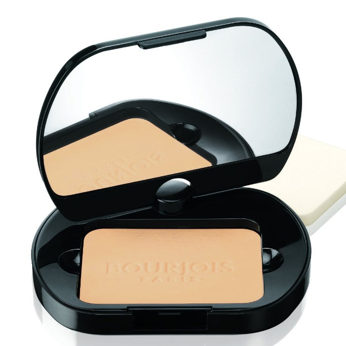 Bourjois Silk Edition Compact Powder - # 55 Golden Honey / Powder | Beauty Wellbeing