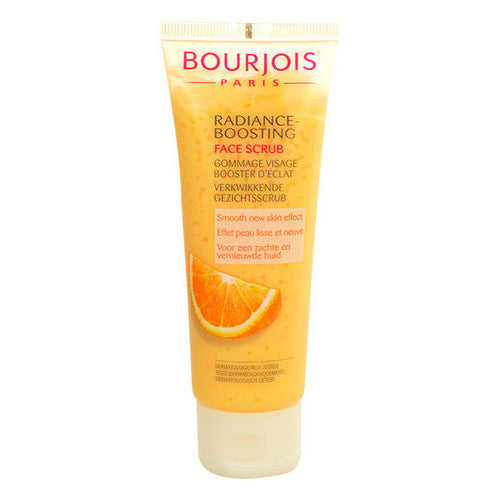 Bourjois Radiance Boosting Face Scrub / Face Scrub | Beauty Wellbeing