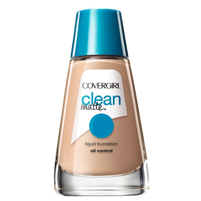 CoverGirl Clean Matte Liquid Foundation - # 520 Creamy Natural / Foundation | Beauty Wellbeing
