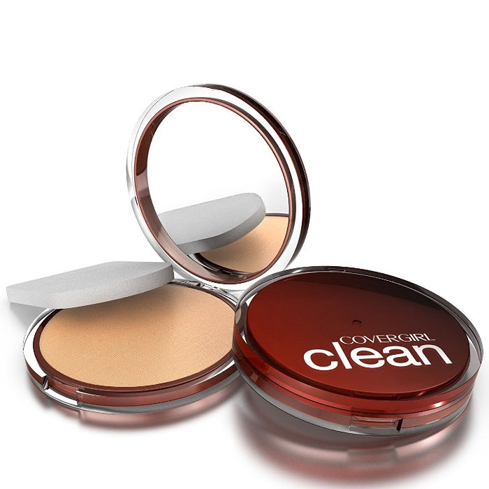 CoverGirl Clean Pressed Powder #110 Classic Ivory / Powder | Beauty Wellbeing